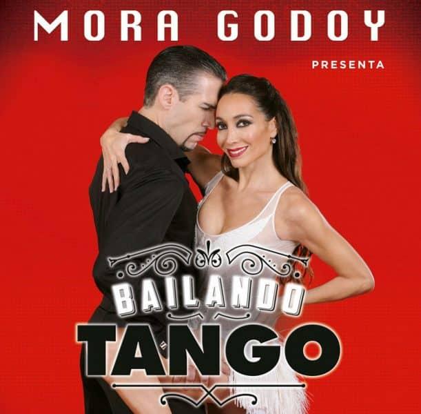 Mora Godoy en el Teatro Astral 2015: Bailando tango
