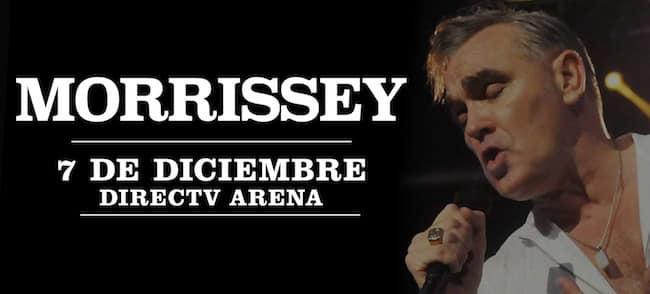 Morrissey en Argentina 2018: Precios y entradas en venta
