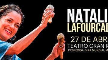 Natalia Lafourcade en Argentina 2018: Gran Rex