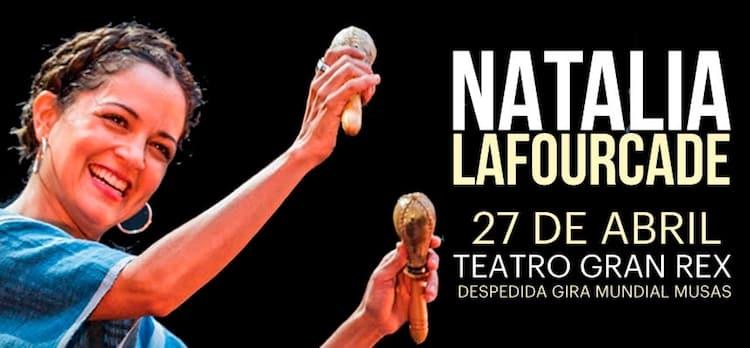 Natalia Lafourcade en Argentina 2018: Precios y entradas en venta