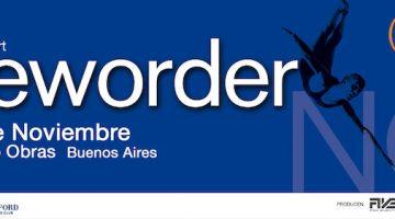 New Order en Argentina 2018