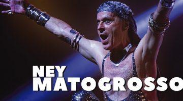 Ney Matogrosso en Argentina 2017: Gran Rex