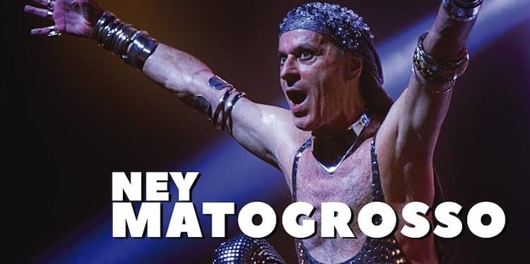 Ney Matogrosso en Argentina 2017: Precios y entradas en venta