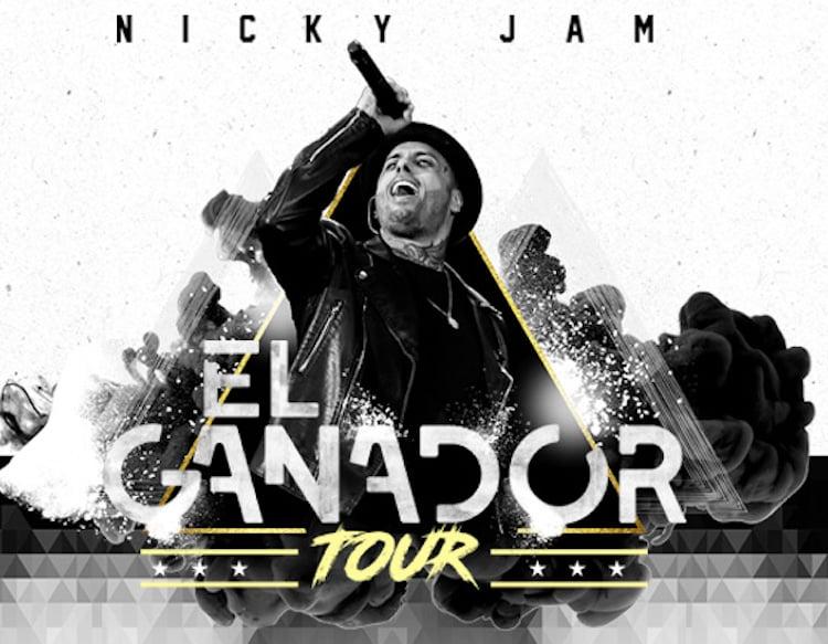Nicky Jam en Córdoba 2017: Precios y entradas en venta
