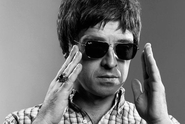 Noel Gallagher en el Orfeo de Cordoba 2012