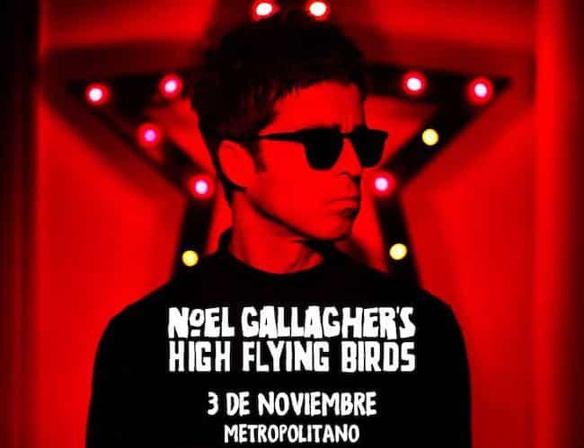 Noel Gallagher en Rosario 2018: Precios y entradas en venta