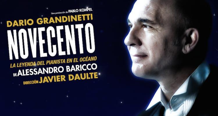 Novecento en el Teatro Metropolitan: Precios y entradas