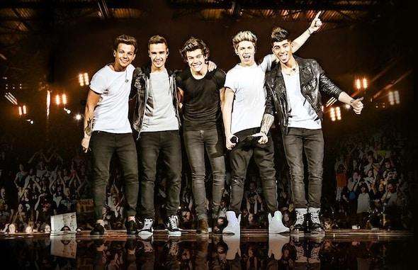 One Direction en Argentina 2014: Precios y entradas en venta