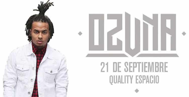 Ozuna en Córdoba 2016: Precios y entradas en venta