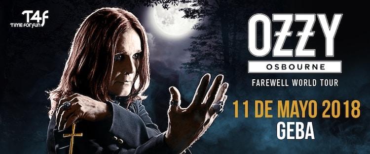 Ozzy Osbourne en Argentina 2018: Precios y entradas en venta
