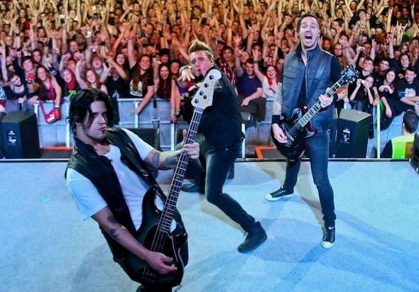 Papa Roach en Argentina 2013: Precios y entradas en venta
