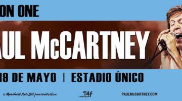 Paul McCartney en Argentina 2016