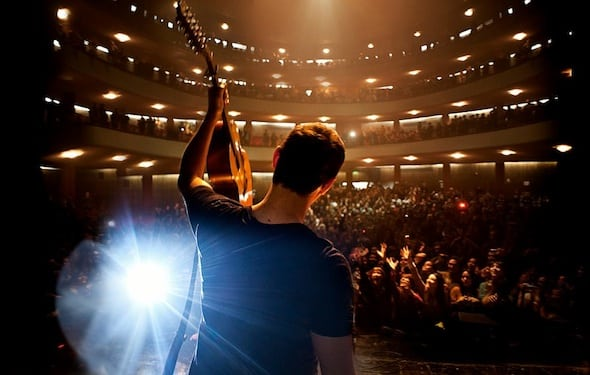 Pedro Aznar en Rosario 2013: Teatro El Circulo