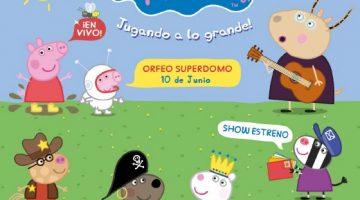 Peppa Pig en Córdoba 2017: Estadio Orfeo