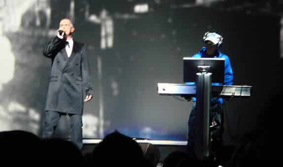 Pet Shop Boys en Argentina