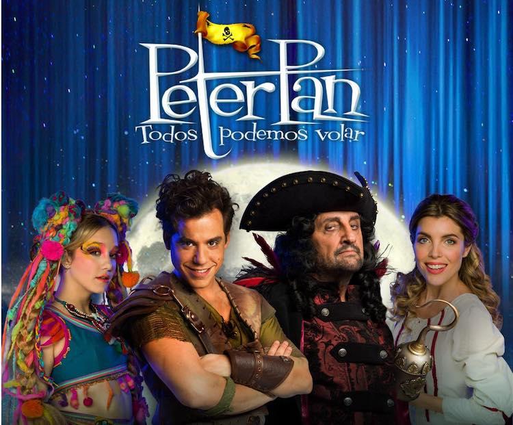 Peter Pan en Córdoba 2017: Precios y entradas en venta