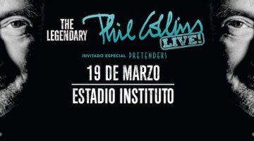 Phil Collins en Córdoba 2018