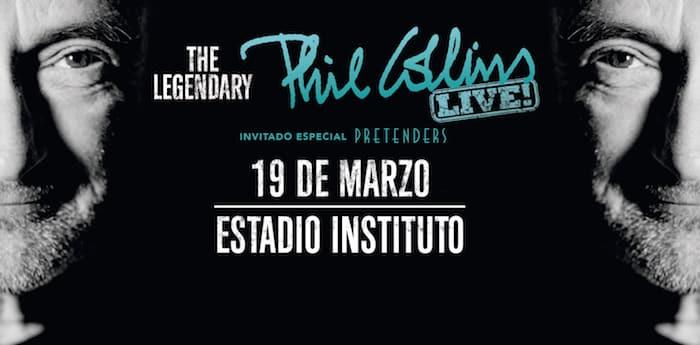 Phil Collins en Córdoba 2018: Precios y entradas en venta