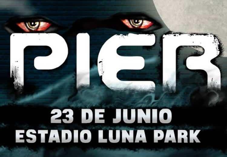 Pier en el Luna Park 2016: Precios y entradas en venta