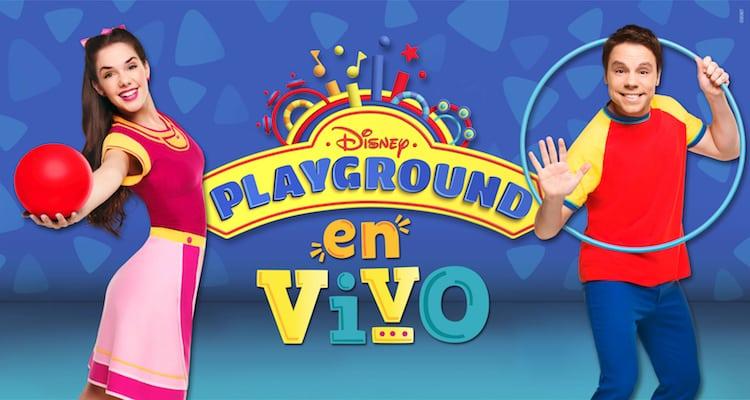 Playground en el Teatro El Nacional 2016: Precios y entradas