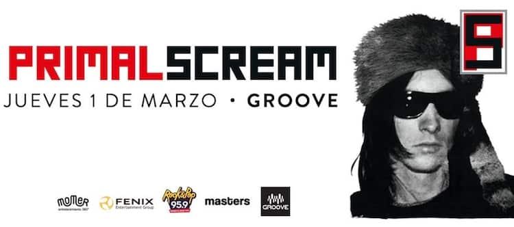 Primal Scream en Argentina 2018: Precios y entradas en venta