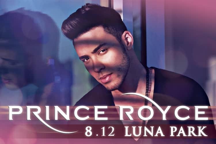 Prince Royce en Argentina 2015: Precios y entradas en venta