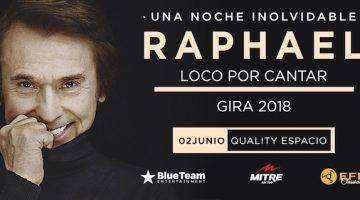 Raphael en Córdoba 2018