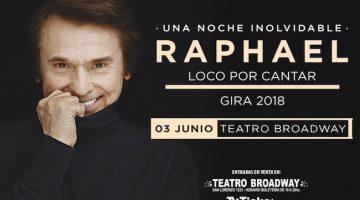 Raphael en Rosario 2018