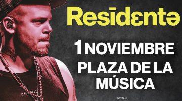 Residente en Córdoba 2018: Plaza de la Música