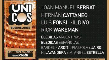 Rick Wakeman en Argentina 2018