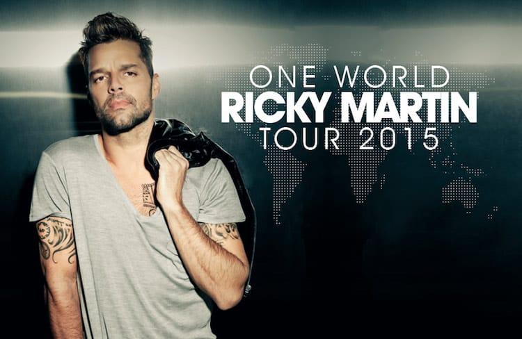 Ricky Martin en Salta 2016: Precios y entradas en venta