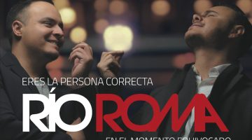 Rio Roma en Argentina 2017: Teatro Opera
