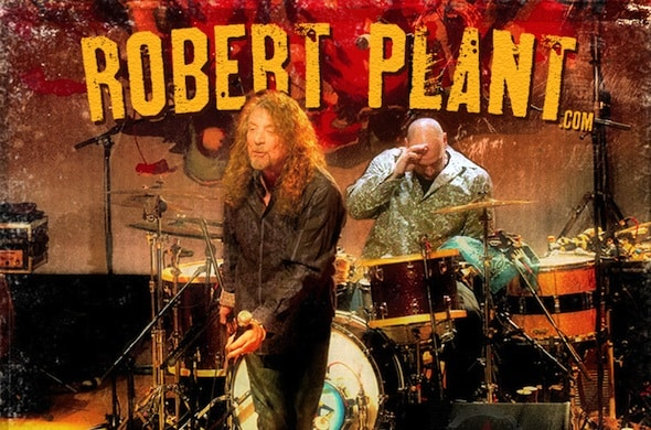 Entradas para Robert Plant en Argentina 2012: Luna Park