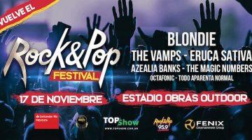 Rock & Pop Festival 2018