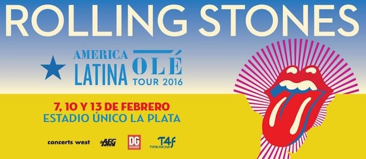 Rolling Stones en Argentina 2016: Precios y entradas