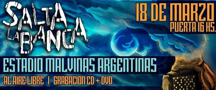 Salta la banca en el Malvinas Argentinas 2017: Precios y entradas en venta