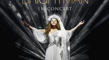 Sarah Brightman en el Teatro Colón 2018
