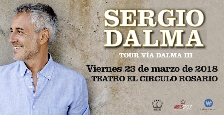 Sergio Dalma en Rosario 2018: Precios y entradas en venta