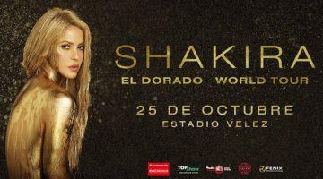 Shakira en Argentina 2018