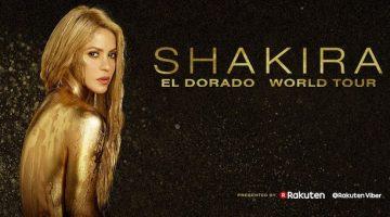 Shakira en Chile 2018