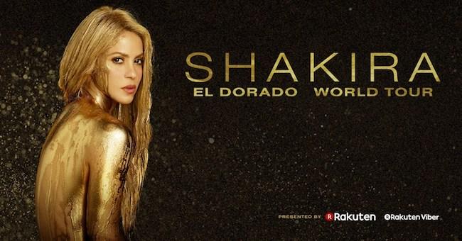 Shakira en Chile 2018: Precios y entradas en venta