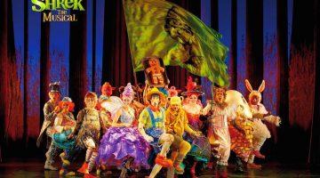 Shrek en el Teatro Maipo de Buenos Aires 2016