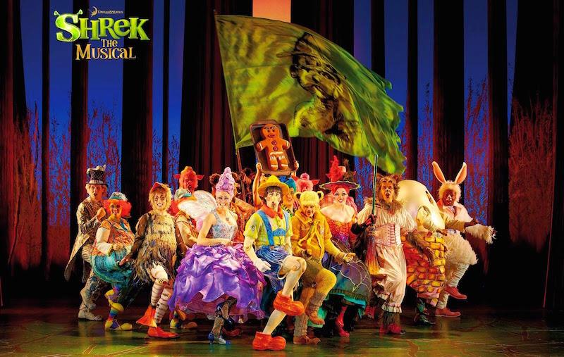 Shrek en el Teatro Maipo de Buenos Aires: Precios y entradas en venta