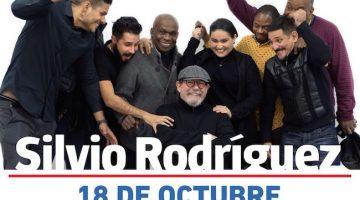 Silvio Rodriguez en Córdoba 2018: Estadio Orfeo