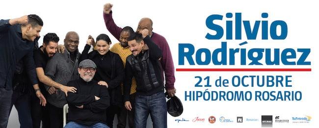 Silvio Rodriguez en Rosario 2018: Precios y entradas en venta