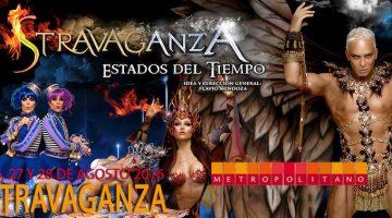 Stravaganza en Rosario 2016: Estados del tiempo