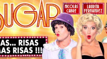 Sugar en el Teatro Lola Membrives 2018