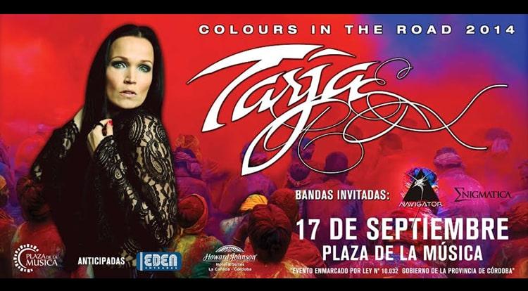 Tarja Turunen en Cordoba 2014: Precios y entradas en venta
