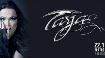 Tarja Turunen en Rosario 2017