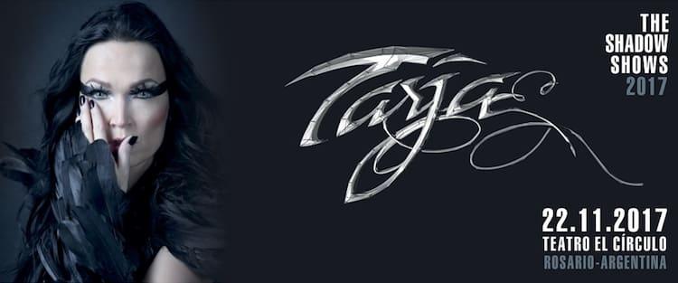 Tarja Turunen en Rosario 2017: Precios y entradas en venta